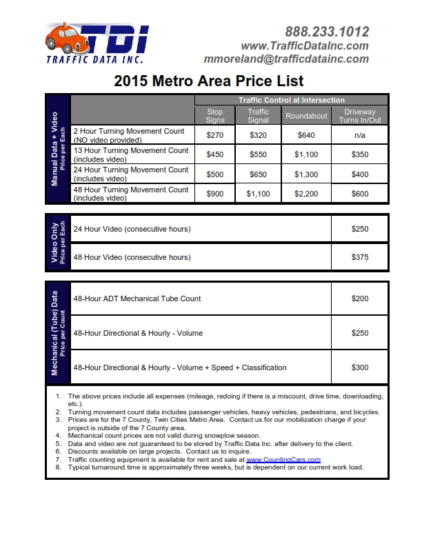 2015 TDI Price List_001