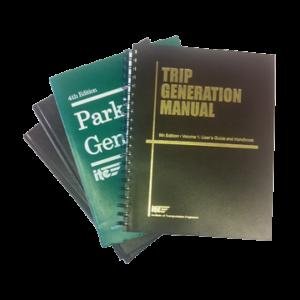ITE Trip Generation Books