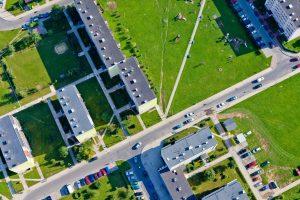 13911419 - nysa city aerial view
