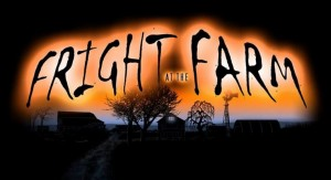 Fright at the Farm Logo