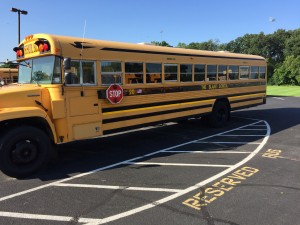 School Bus 4 - Hopkins - NAC