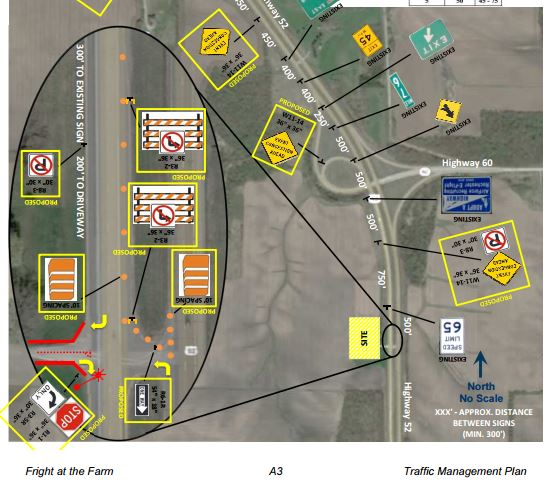 Traffic Management Plan : Best practices for event traffic management plans