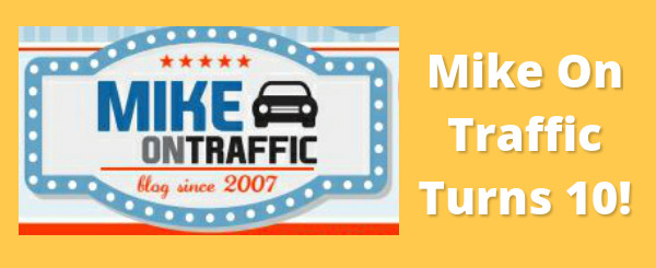 Mike On Traffic Turns 10