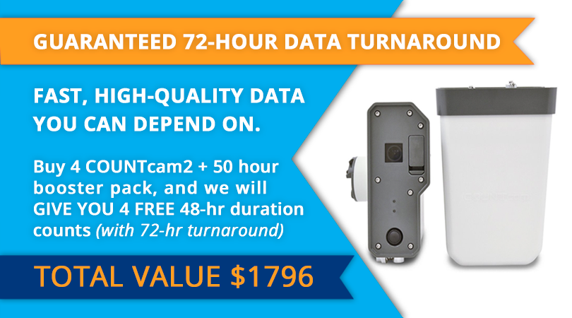 Guaranteed 72-Hour Data Turnaround